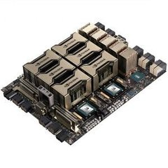 NVIDIA DELTA HGX GPU Baseboard, 8 A100 80GB SXM4 - 935-23587-0000-200
