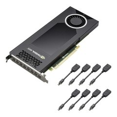 NVIDIA NVS 810 for Eight DP Displays, GPU-NVS810