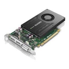 NVIDIA PNY Quadro K2200 4GB GDDR5 PCIe 2.0 - Active Cooling, GPU-NVQK2200