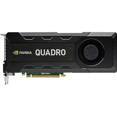 NVIDIA PNY Quadro K5200 8GB GDDR5 PCIe 3.0 - Active Cooling, GPU-NVQK5200