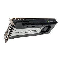 NVIDIA PNY Quadro K6000 12GB GDDR5 PCIe 3.0 - Active Cooling, GPU-NVQK6000