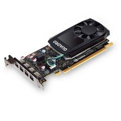 NVIDIA PNY Quadro P600 2GB GDDR5 PCIe 3.0 - Active Cooling, GPU-NVQP600