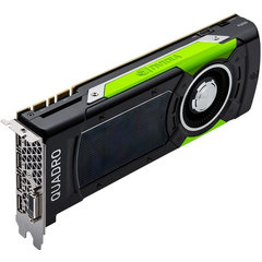 NVIDIA PNY Quadro P6000 24GB GDDR5x PCIe 3.0 - Active Cooling, GPU-NVQP6000