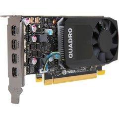 NVIDIA PNY QuadroP1000-V2 4GB GDDR5PCIe3.0- Active Cooli - GPU-NVQP1000-V2-EU