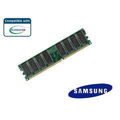 Samsung - 8GB DDR4-2133 1Rx4 ECC REG RoHS, MEM-DR480L-SL01-EU21 (M391A1G43DB0-CPB), Supermicro certified