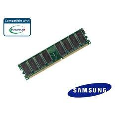 Samsung 8GB DDR4-2400 1Rx4 LP ECC REG RoHS, MEM-DR480L-SL02-ER24, M393A1G40EB1-CRC