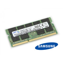 Samsung 8GB DDR4 2400MHz CL17, SO-DIMM, M471A1K43CB1-CRC