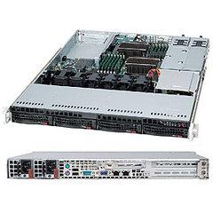 SC815TQC-R706W 1U WIO 4sATA/SAS3,slimCD,FD,rPS 750W(80+PLATINUM), black