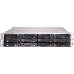 SC826BE1C-R741JBOD 2U JBOD 12sATA/SAS3,(SAS3 exp.),rPS (PLATINUM 80+),4×SFF-8644,IPMI