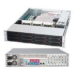 SC826E26-R1200LP 2U eATX13,12SAS2,(dual SAS2 exp.),noCD,rPS (GOLD 80+),7LP,black