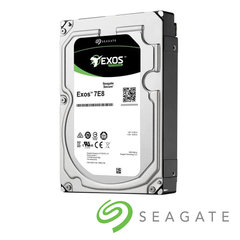 "Seagate 3.5"" 8TB SATA 6Gb/s 7.2K RPM Cache 256MB, 512e/4Kn - ST8000NM000A"