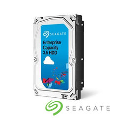 "Seagate Enterprise Capacity HDD - 2TB, 3.5"", 7200rpm, 128MB, 512e, SAS3 - ST2000NM0135"