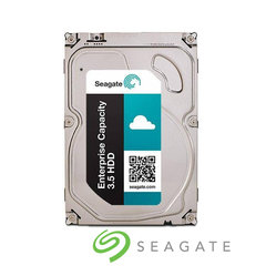 "Seagate Enterprise Capacity HDD - 4TB, 3.5"", 7200rpm, 128MB, 512e, SAS3"