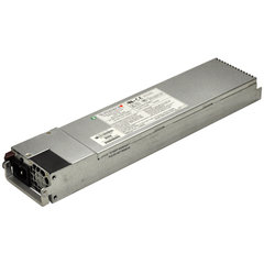 SUPERMICRO 1U, 720W, Redundant PWS Module, Gold Level PWS w/ PM BUS