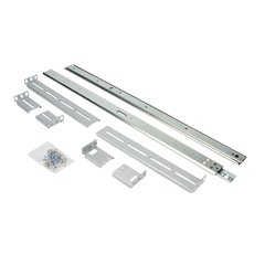 "Supermicro 1U, Mouting Rails, Outer Slides Extendable Length: 25"", SC810's, SC811's"