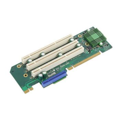 Supermicro 1x UIO Slot + 1x 133MHz, 2x 133/100MHz PCI-X Slots - LEFT SIDE 2U Riser Card