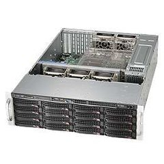 "SUPERMICRO 3U chassis 16x 3,5"" HS SAS/SATA, 2x500W (94% Platinum)"