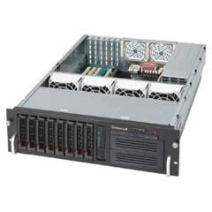 SUPERMICRO 3U chassis 8xSATA,P4/Xeon MB,2x760W