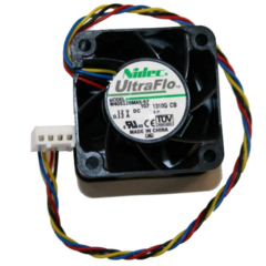 SUPERMICRO 40X28MM 4-PIN PWM FAN, 8500 rpm