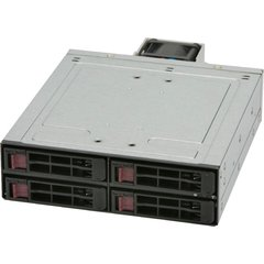 "SUPERMICRO 4x 2.5"" Hot-swap SAS3/SATA3 HDDs do 5.25"""