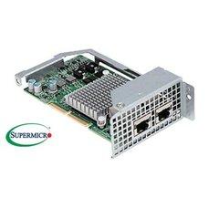 Supermicro AOC-CTG-I2T - MicroLP 2-port 10Gbase-T controller, Intel X540