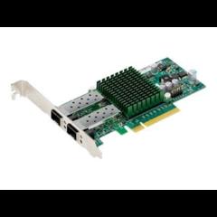 SUPERMICRO AOC-STGN-I2S Dual SFP+ 10Gb/s, PCI-e 8x, Gen 2 (5GT/s) Card, LP