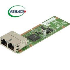 Supermicro CGP-i2 - 2×GbE,Intel350,iSCSI boot,jumbo fr,VMDq,µLP