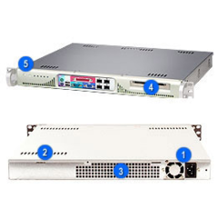 SUPERMICRO chassis mini1U,,260W