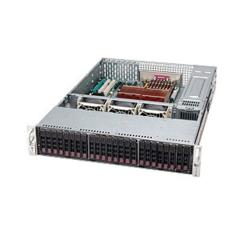 Supermicro CSE-216A-R900LP 2U eATX 24SFF, noCD, LP, 900W, černé