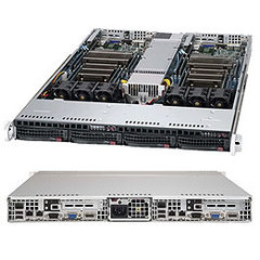 Supermicro CSE-808BT-1K28B