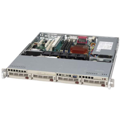 Supermicro CSE-813MS-410C