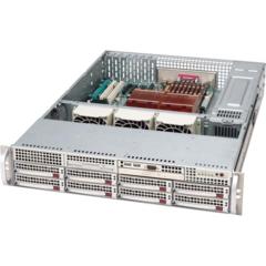 Supermicro CSE-825TQ-560LPV