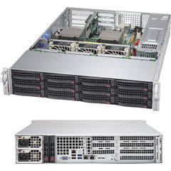 Supermicro CSE-826BE16-R920WB