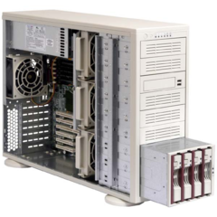 Supermicro CSE-942I-650 4U/tower, 650W