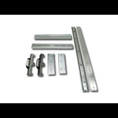 Supermicro CSE-PT26L-B, Rackmount Mounting Rails and Kits, 4U for CSE-742, CSE-743, Black, Retai