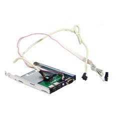 Supermicro CSE-PT40L-B0 Front panel 2 x USB 2.0 + COM Port Slim Tray