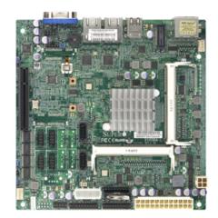 SUPERMICRO MB 1x Celeron J1900 (10W,4C) 2x,DDR3 SO-DIMM, 2xSATA2, (1x PCI-E x2), USB3.0, 4xCOM