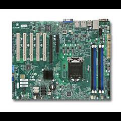 SUPERMICRO MB 1xLGA1150, iC222,DDR3,4xSATA3,2xSATA2,(1x PCI-E3.0 x16,1x PCI-E2.0 x4, 5x PCI), IPMI, bulk