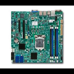 SUPERMICRO MB 1xLGA1150, iC222,DDR3,4xSATA3,2xSATA2,8xSAS2(LSI2308),(1x PCI-E3.0 x8,1x PCI-E2.0 x4), IPMI
