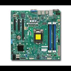 SUPERMICRO MB 1xLGA1150, iC224,DDR3,4xSATA3,2xSATA2,(2x PCI-E3.0 x8,1x PCI-E2.0 x4), IPMI