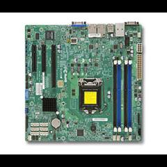 SUPERMICRO MB 1xLGA1150, iC226,DDR3,6xSATA3,(2x PCI-E3.0 x8,1x PCI-E2.0 x4), IPMI