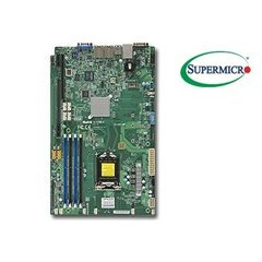 SUPERMICRO MB 1xLGA1151, iC236,DDR4,6xSATA3,PCIe 3.0 ((left:)1 x16(in WIO);(right:)1 x4(in x16)),1x M.2 NGFF,IPMI
