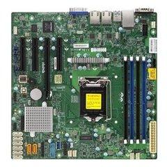 SUPERMICRO MB 1xLGA1151, iC236,DDR4,8xSATA3,(1 x8, 1 x8 (in x16), 2 x4 (in x8)), IPMI