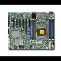 SUPERMICRO MB 1xLGA2011-3, iC612 8x DDR4 ECC, 10xSATA3/8xSAS3,sw LSI 3008, 10 xSATA3,(PCI-E 3.0/2(x8)PCI-E 2.0/1,1(x2,x4),2x LAN,