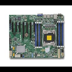 SUPERMICRO MB 1xLGA2011-3, iC612,8x DDR4 ECC,10xSATA3,(PCI-E 3,0 4,2 (x8,x4),2x LAN,IPMI