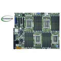 SUPERMICRO MB 4x Socket G34 Opteron 6100,32xRAM DDR3,6xSATA,RAID,IPMI