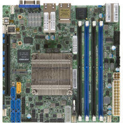 Supermicro MBD-X10SDV-16C-TLN4F-O