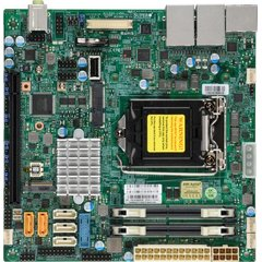 Supermicro MBD-X11SSV-LVDS-O