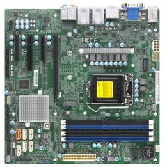 Supermicro MBD-X12SCQ-O