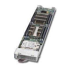 "SUPERMICRO MicroBlade 2x LGA 2011-3, 8x DIMM, 2x 2,5"" bay, 4x 1Gb"